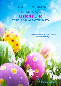 EASTER - Lesson 8 of 10 - Grades 5&6