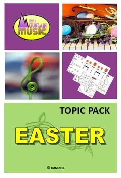 EASTER/SPRING MUSIC TOPIC PACK