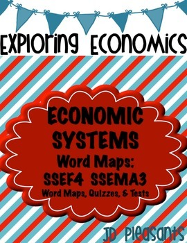 ECONOMIC  SYSTEMS Word Maps:SSEF4  SSEMA3