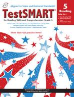TestSMART Student Practice Book, Reading, Grade 5
