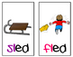 ED/ET Word Family Posters!