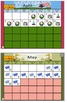 Calendar Fun Kindergarten Flipchart Full Year 2016-2017