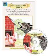 Children's Classic Tales Volume 10 (MP3/eBook Bundle)