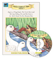Children's Classic Tales Volume 2 (MP3/Enhanced eBook Bundle)