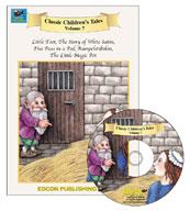 Children's Classic Tales Volume 7 (Enhanced eBook)