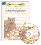 Children's Classic Tales Volume 9 (MP3/eBook Bundle)
