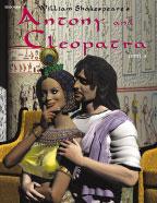 Easy Reading Shakespeare: Antony and Cleopatra (Grade 4 Re