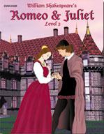 Easy Reading Shakespeare: Romeo & Juliet (Grade 2 Reading Level)