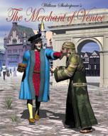 Easy Reading Shakespeare: The Merchant of Venice (Grade 3