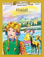 Heidi [Bring the Classics to Life] (Book and MP3 Bundle)