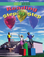 Reading Step by Step Unit 2: Letter Sounds (Lessons 11 and 12)