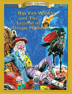 Rip Van Winkle [Bring the Classics to Life] (Book and MP3 Bundle)