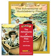 The Adventures of Huckleberry Finn (MP3)