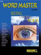 Word Master: Seeing and Using Words (Level 6)