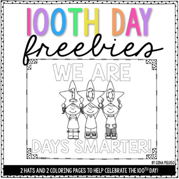 100th Day of School EDITABLE Punch Cards