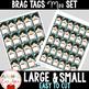 EDITABLE BRAG TAGS Mini Set - Kids & Signs