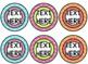 EDITABLE Circle Labels {Freebie}