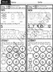 First Grade Homework EDITABLE {Quarter 2}