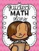 EDITABLE Guided Math Plans