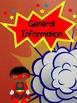 EDITABLE Teacher Planner - Super Heroes Inspired