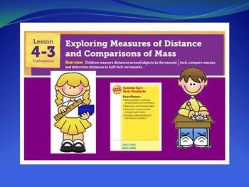 EDM4 (Everyday Math 4) Grade 3 Lesson 4.3 Smart Notebook P