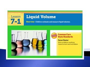 EDM4 (Everyday Math 4) Grade 3 Lesson 7.1 Smart Notebook P