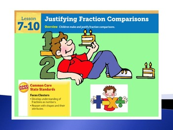 EDM4 (Everyday Math 4) Grade 3 Lesson 7.10 Smart Notebook