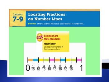 EDM4 (Everyday Math 4) Grade 3 Lesson 7.9 Smart Notebook P