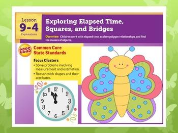 EDM4 (Everyday Math 4) Grade 3 Lesson 9.4 Smart Notebook P