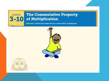 EDM4 (Everyday Math 4) Grade 3 Lesson 3.10 Smart Notebook