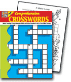 Comprehension Crosswords Grade 3