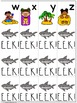 EEK! Requin! FRENCH FREEBIE - A free game to practice lett