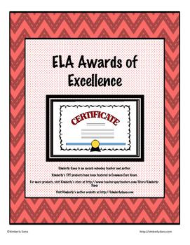 ELA Awards of Excellence