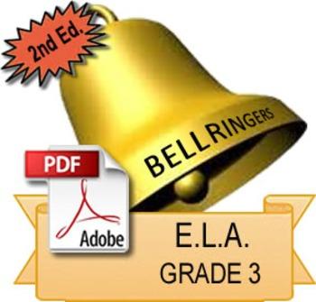 ELA Bellringers: Grade 3