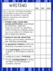 ELA Data Notebook - COMMON CORE GRADE 6