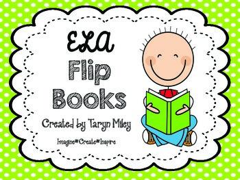 ELA Flip Books - FREEBIE!!