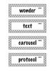 ELA Grade 4, Module 1B, Unit 1 Vocabulary Words