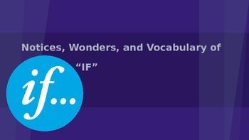 ELA Grade 6 Module 2a Unit 2 Lesson 6 Notices/Wonders/Voc