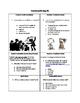ELA Homework Activities Power Bundle  #1 (Common Core Alig