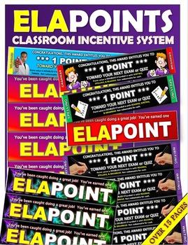 ELA: INCENTIVE SYSTEM