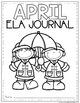 ELA Journal (April)