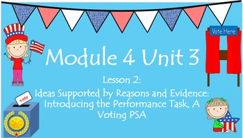 ELA Module 4 Unit 3 Engage NY 4th Grade Common Core