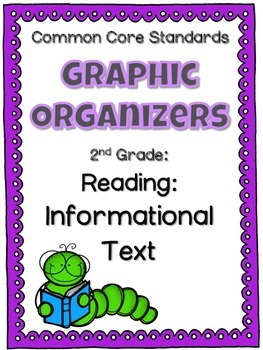 ELA Reading Informational Text: Common Core Aligned- Graph