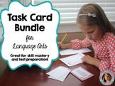 ELA Task Card Bundle {Common Core Aligned}