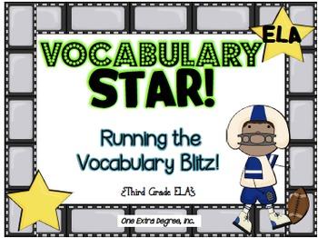 ELA Test Prep Blitz BUNDLE!