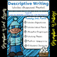 BUNDLE, Winter Literacy. Descriptive, Narrative, & Informa