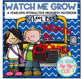 Watch Me Grow...ELA and Math CCSS ...Practice Activities o