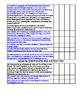 ELAR TEKS Checklist 3rd Grade