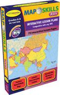 Map Skills: Asia