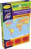 Map Skills: The World